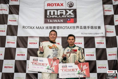Thomas Thang (Flandria Kart Taiwan) QUALIFIED for the Grand finals