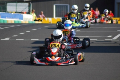 T.Michaelis dominates RMKC final round at Oppenrod track